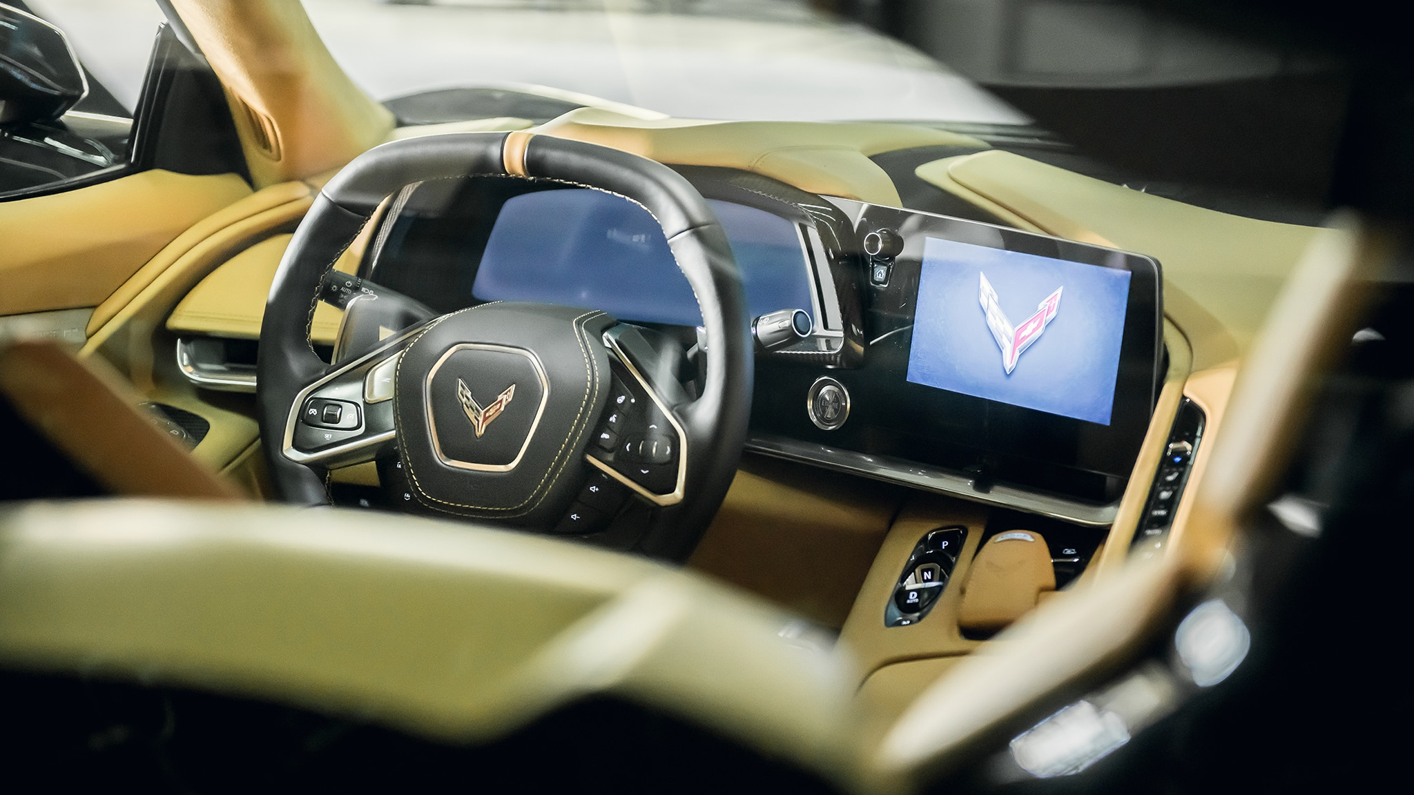 2020 Mid-Engine Chevrolet Corvette: All the Photos and