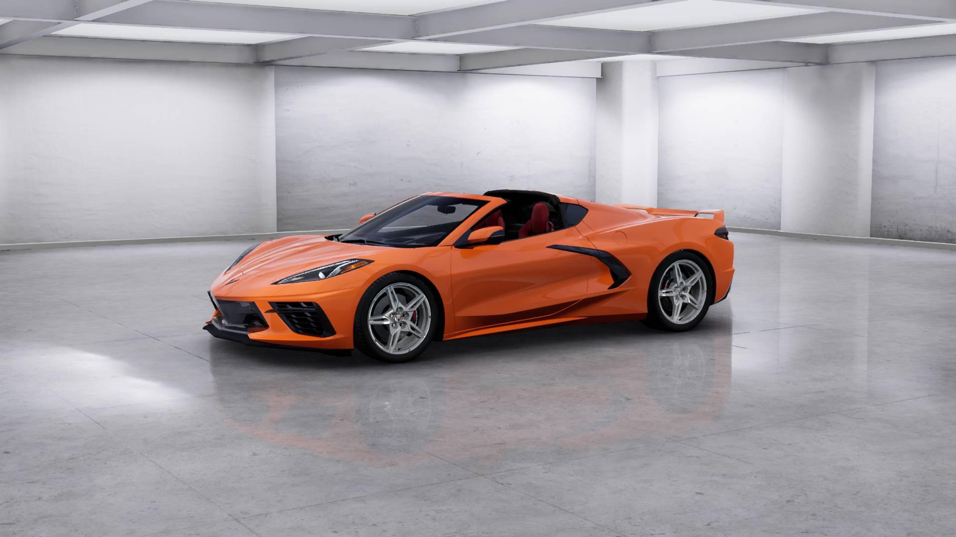 2020 Corvette Stingray Colors And Options Automobile Magazine