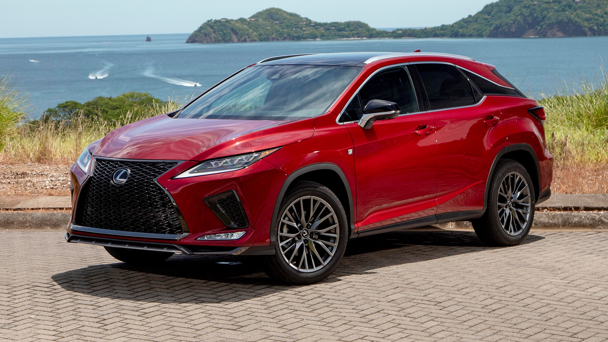 2020 Lexus RX First Drive Review: Blink and You'll Miss It