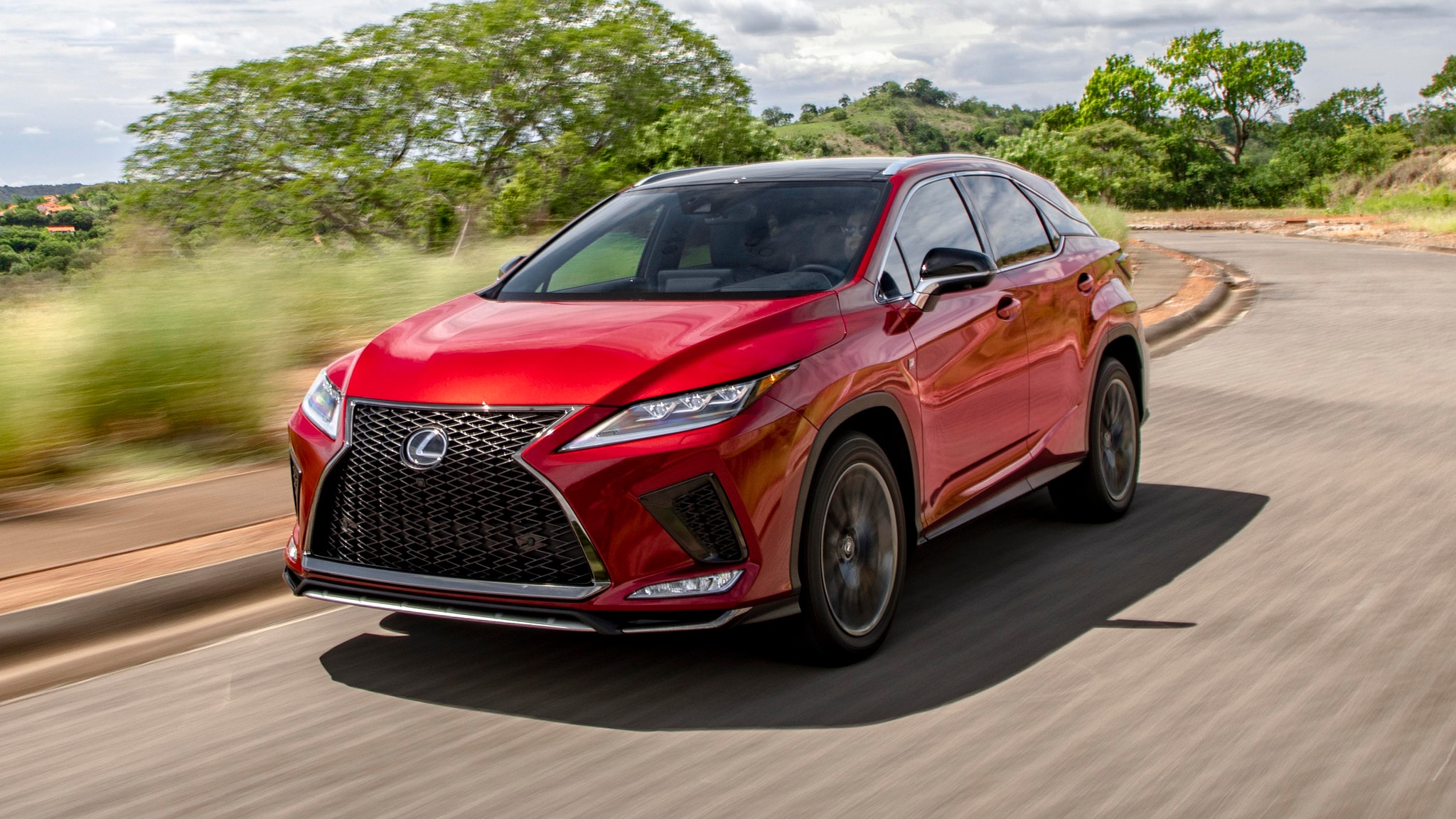 2020 lexus rx first drive review blink and you'll miss it