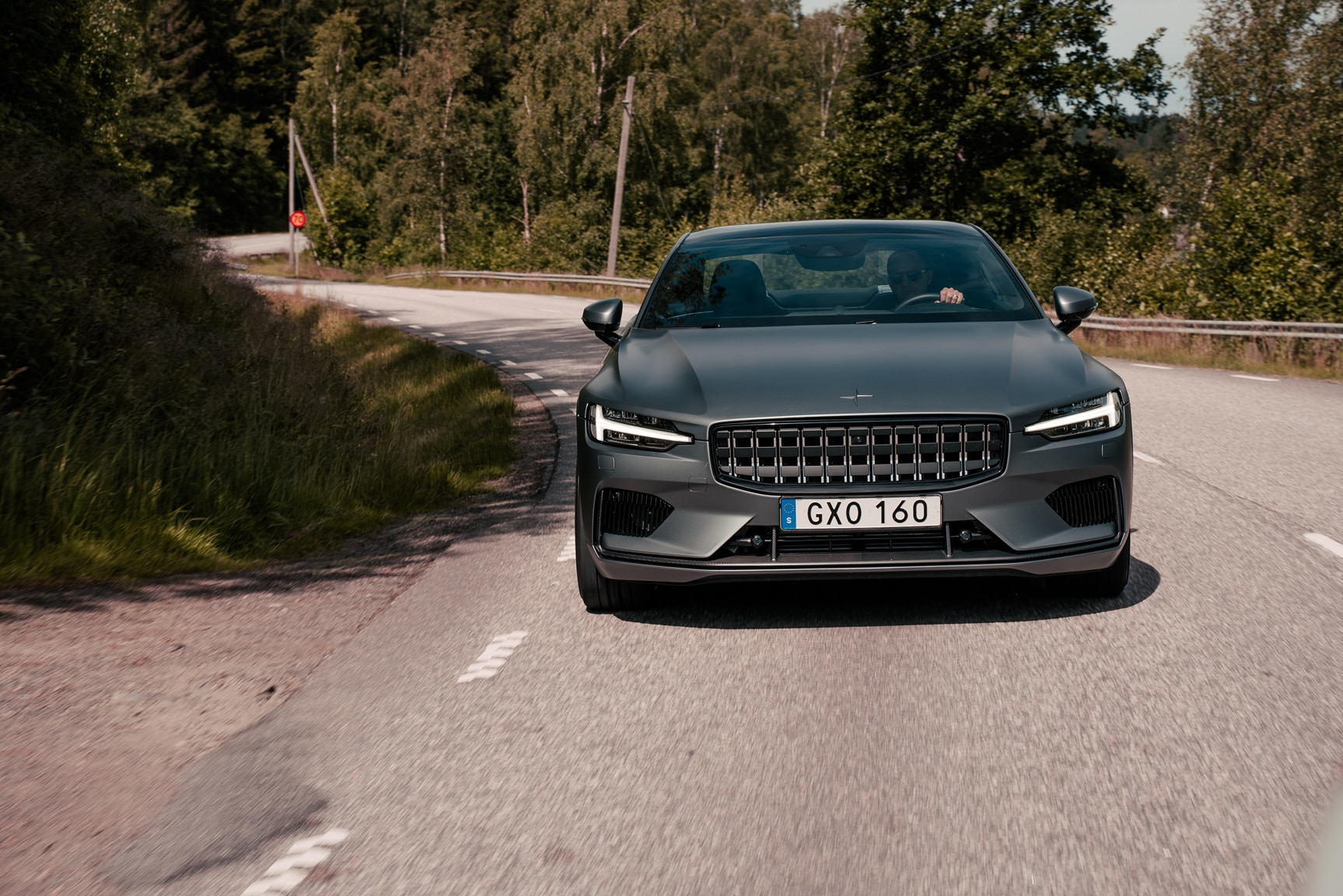 2020 Polestar 1 Prototype First Drive: Wonderfully Special