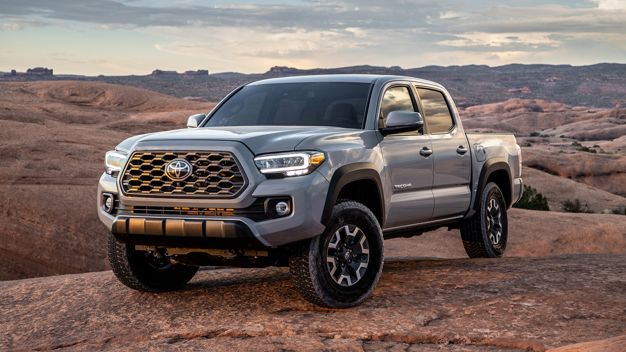 2020 Toyota Tacoma TRD Pro Goes Where Few Trucks Can ...