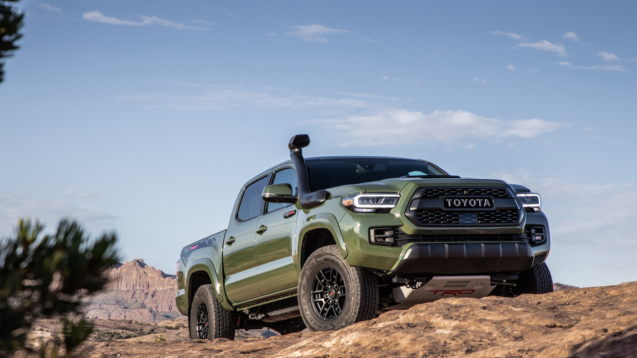 2020 Toyota Tacoma TRD Pro Goes Where Few Trucks Can ...
