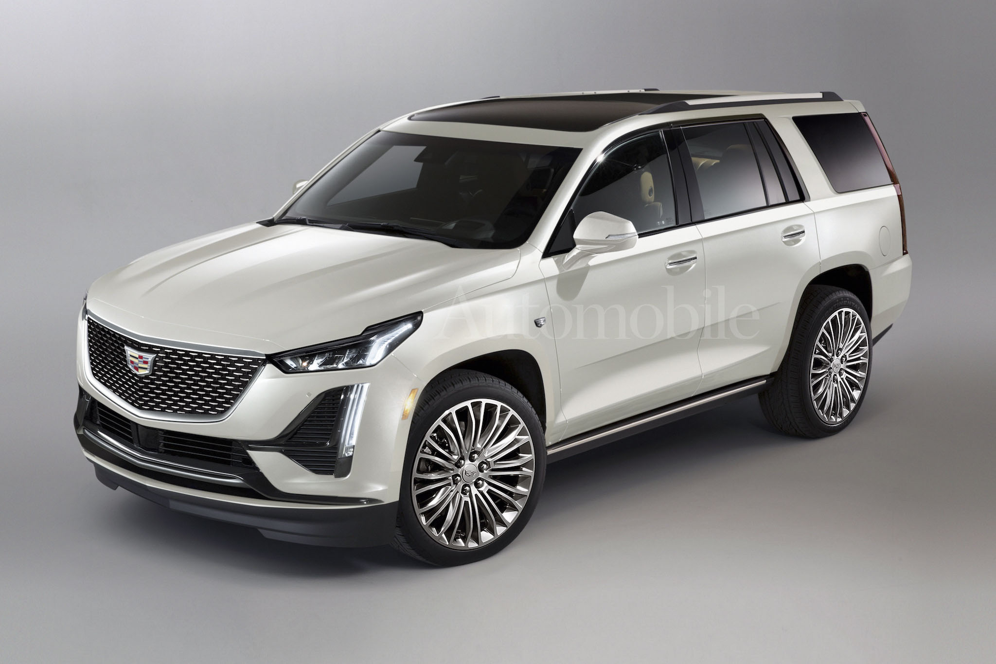 Hey, Look, It's the 2021 Cadillac Escalade (Maybe ...
