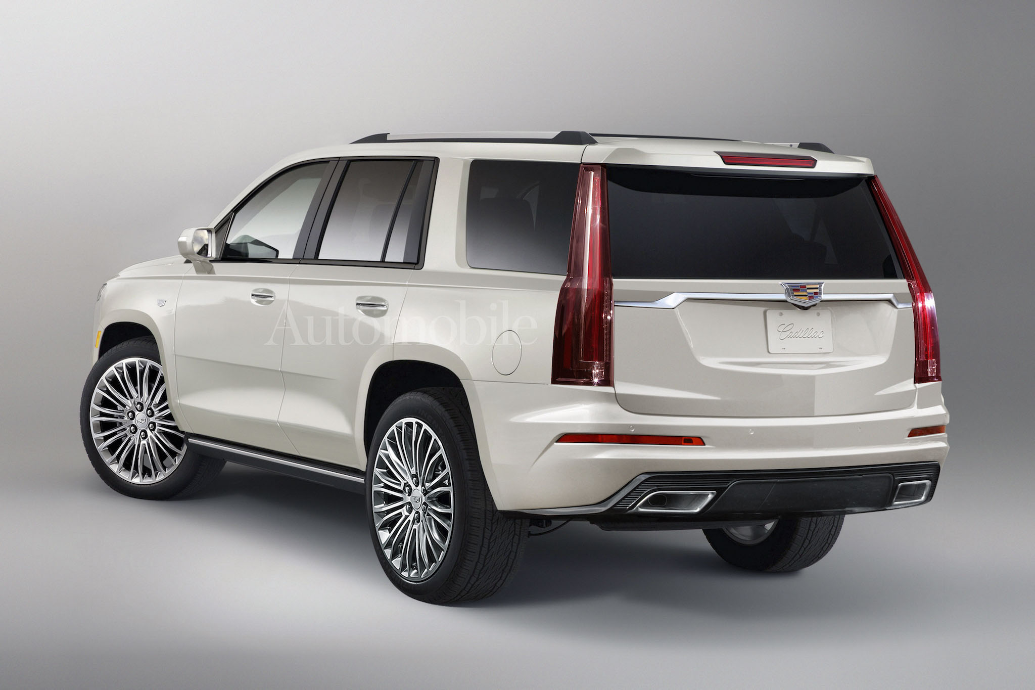 Hey, Look, It's The 2021 Cadillac Escalade (Maybe
