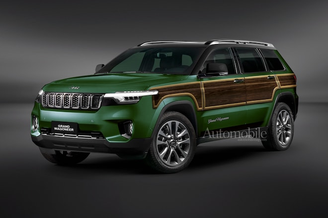 2022 Jeep Grand Wagoneer Artists Rendering SOCIAL