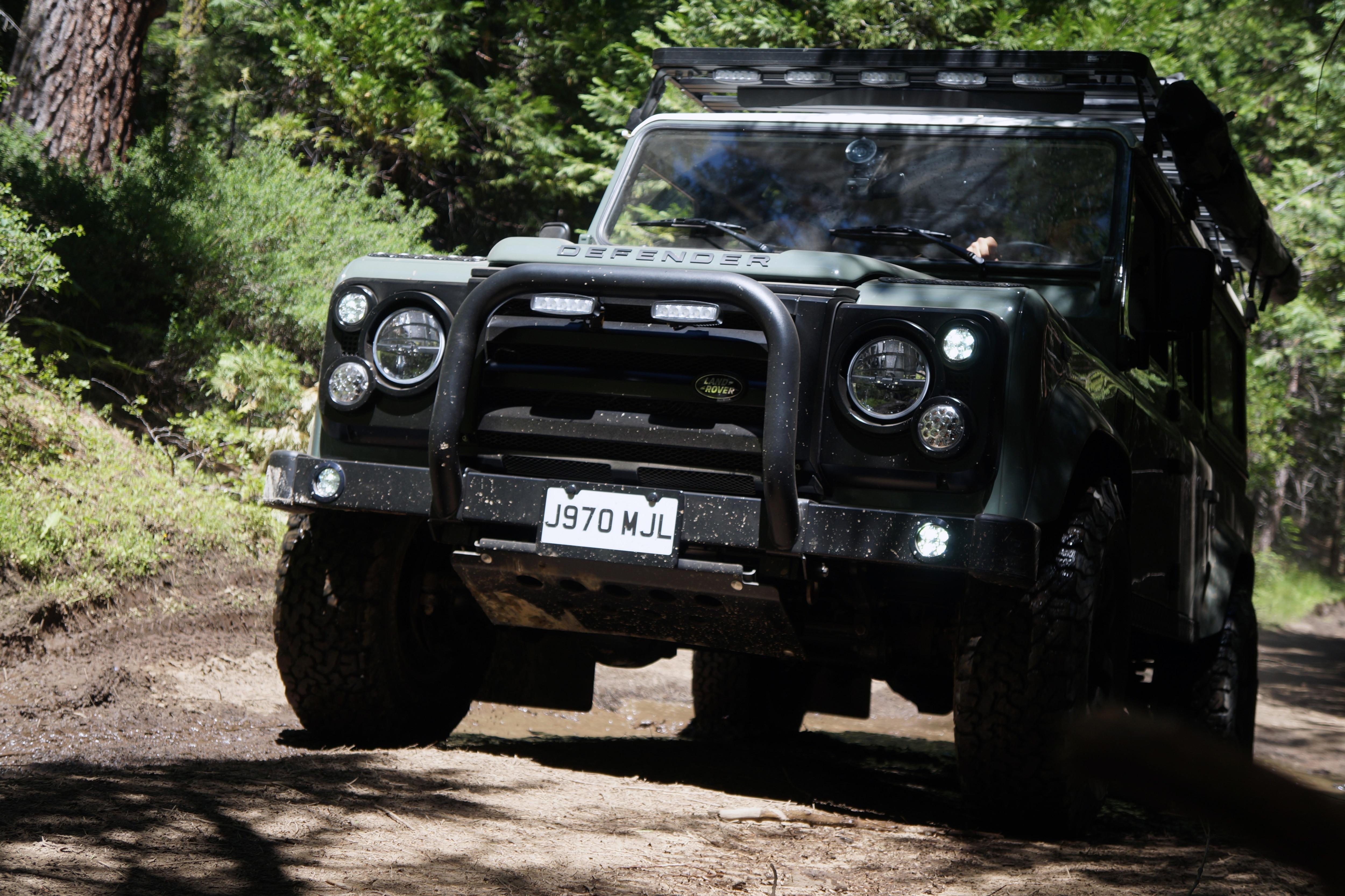 How Arkonik improves on the Land Rover Defender | Automobile Magazine