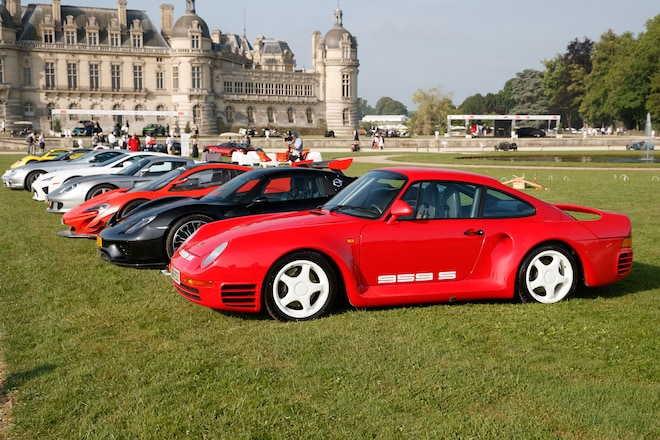 Chantilly Arts And Elegance Concours 38