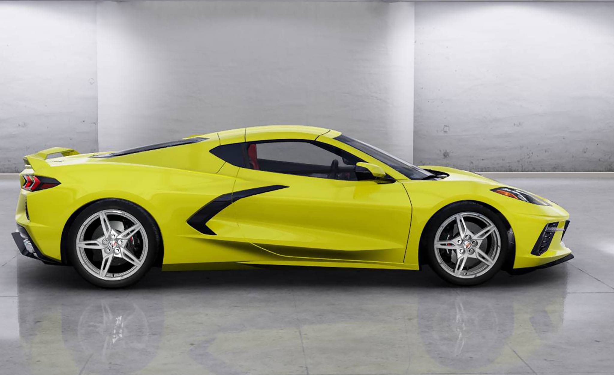 2020 C8 Chevrolet Corvette Stingray All The Colors