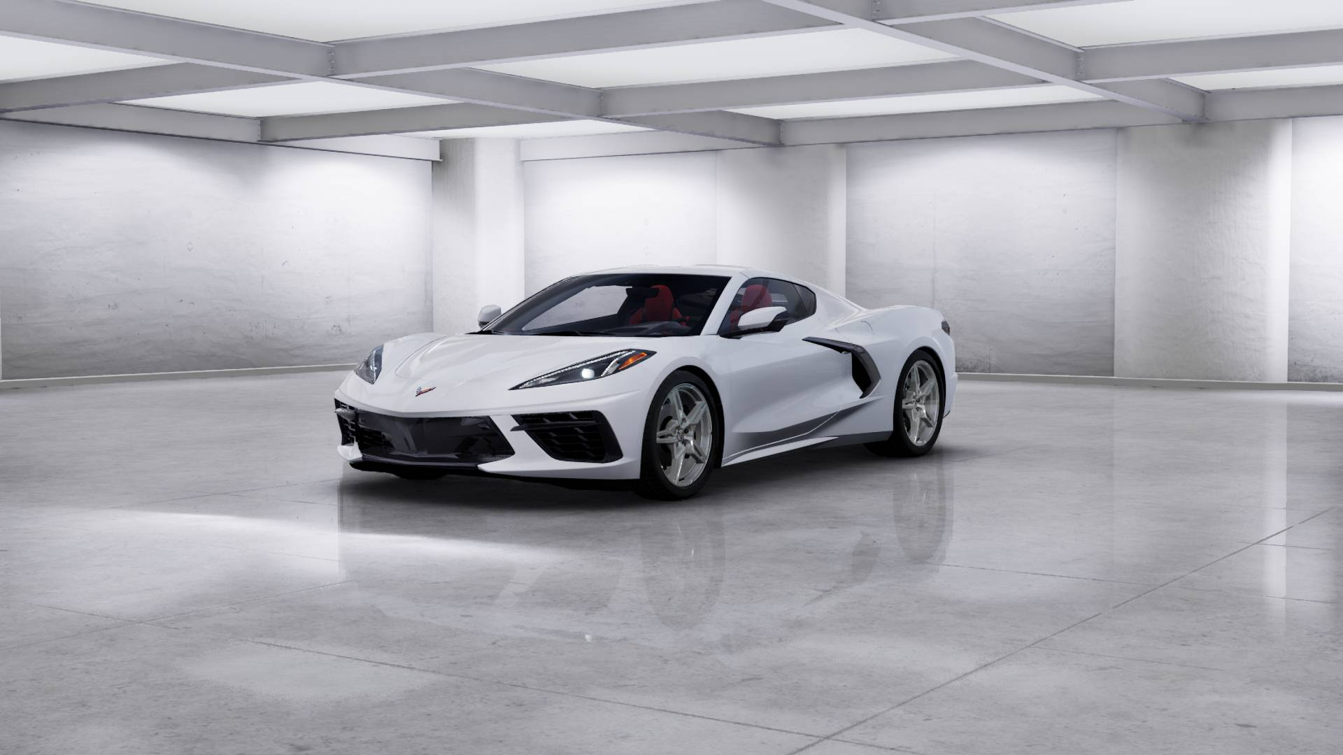 2020 corvette stingray colors and options