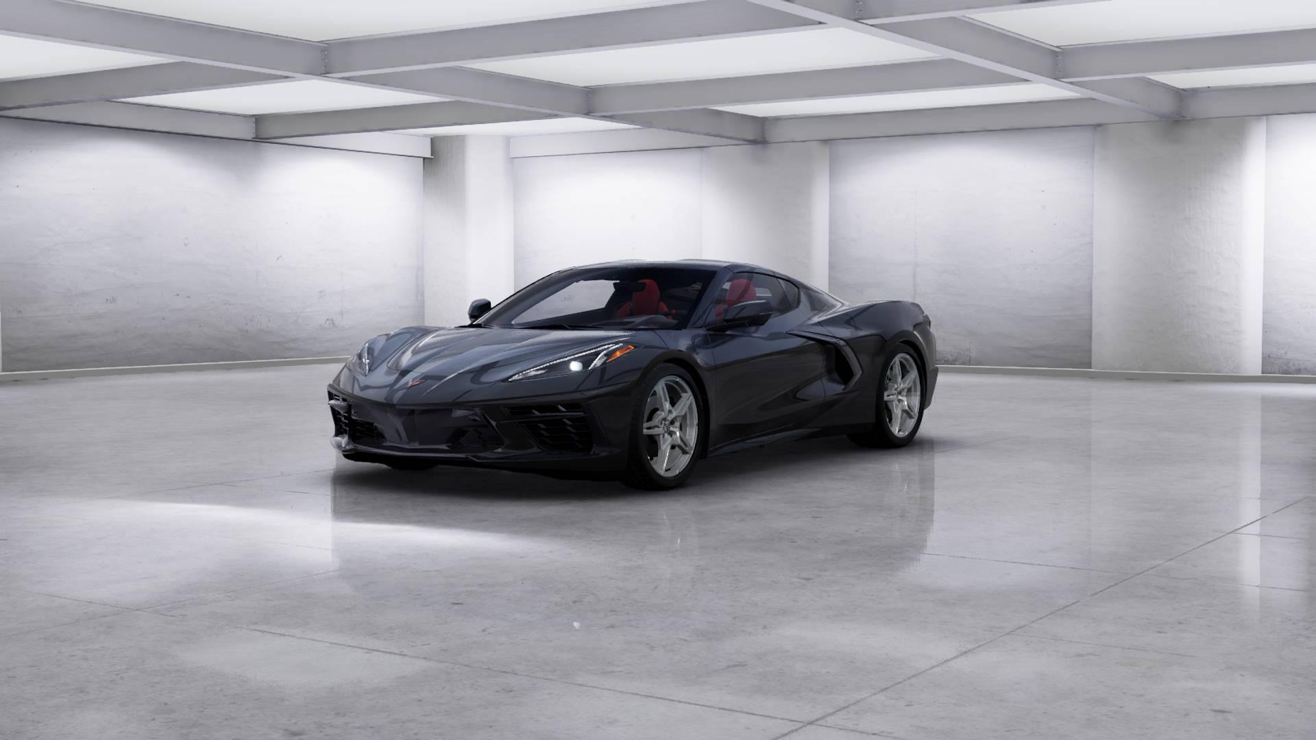 2020 C8 Chevrolet Corvette Stingray: All the Colors ...