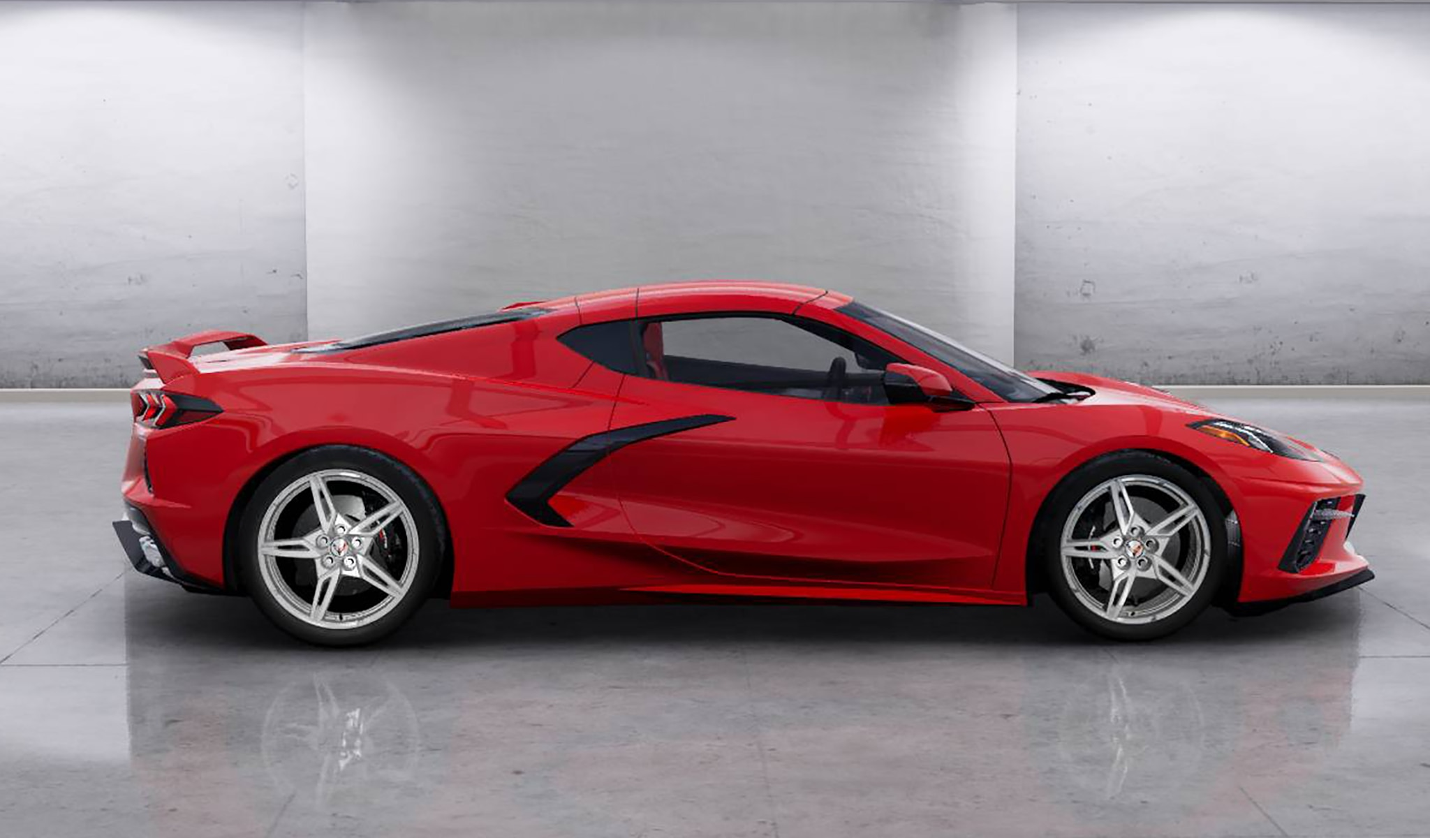 2020 C8 Chevrolet Corvette Stingray All The Colors