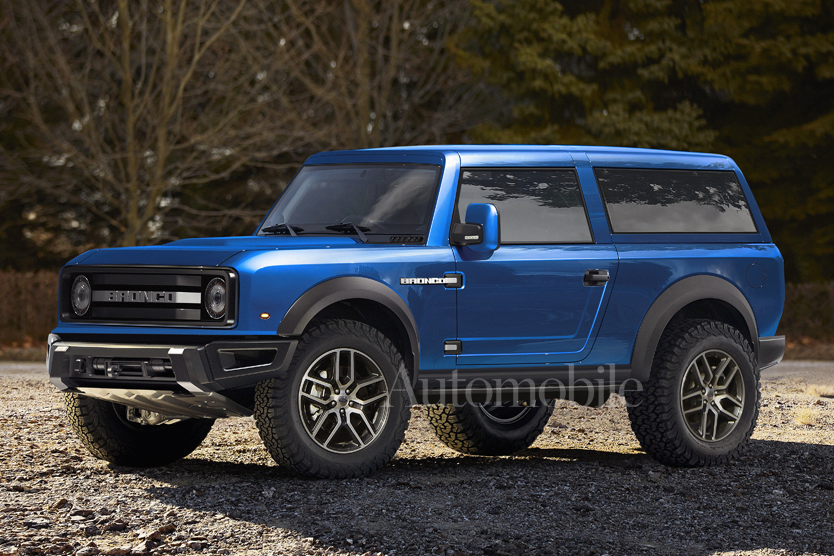 ford bronco - photo #47