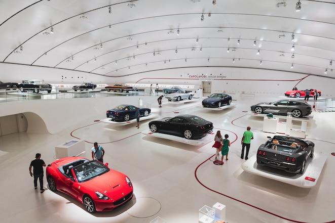 Museo Enzo Ferrari 20