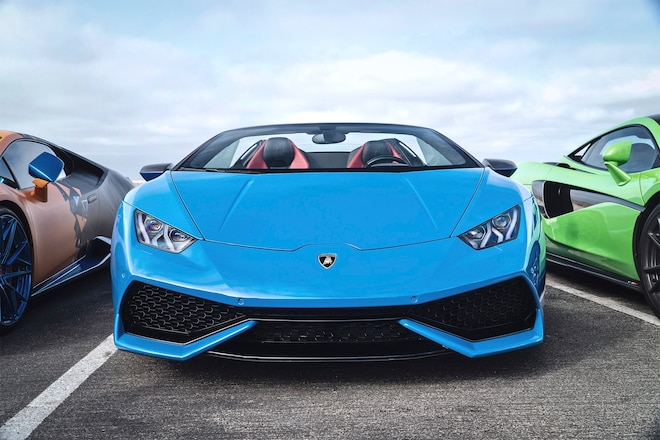 Supercars By The Sea 06