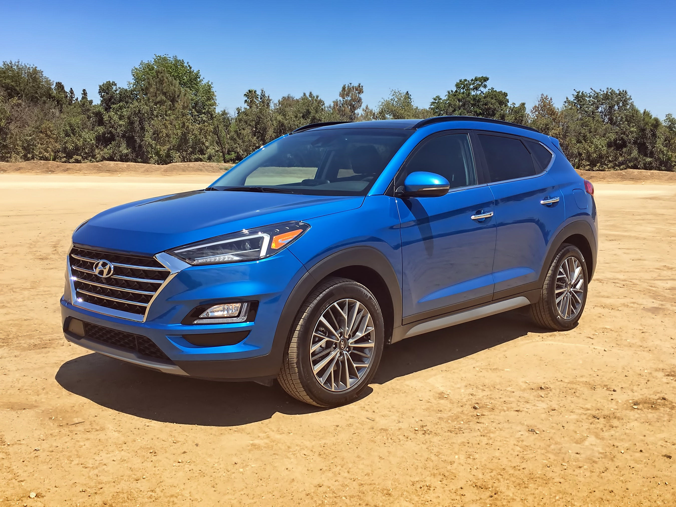 2019 Hyundai Tucson Ultimate Review: It's Ultimate Alright