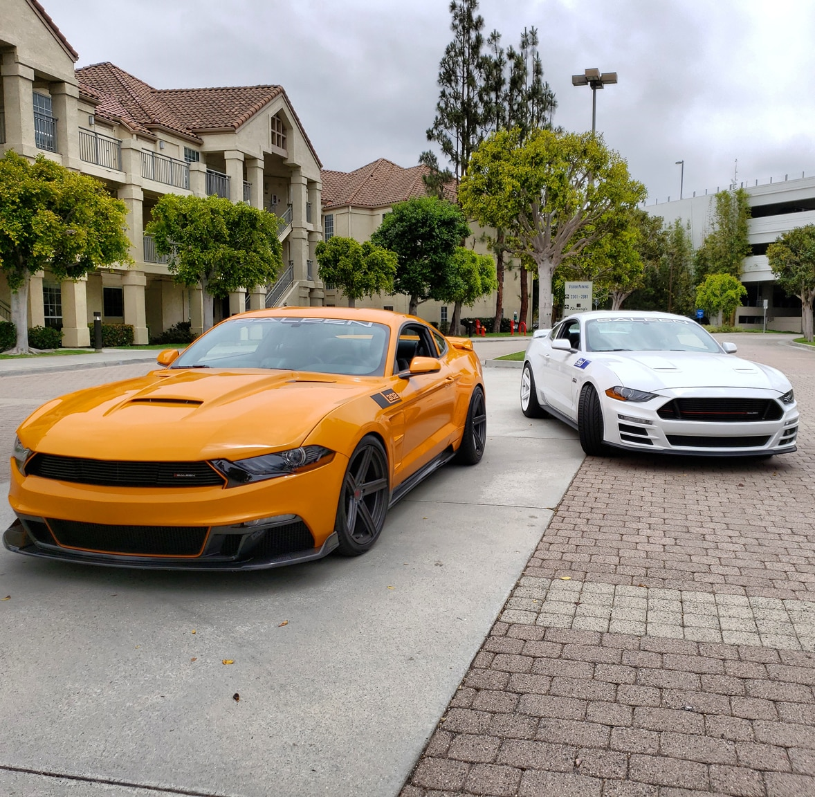 2019 Saleen S302 Black Label Review: Eight. Hundred