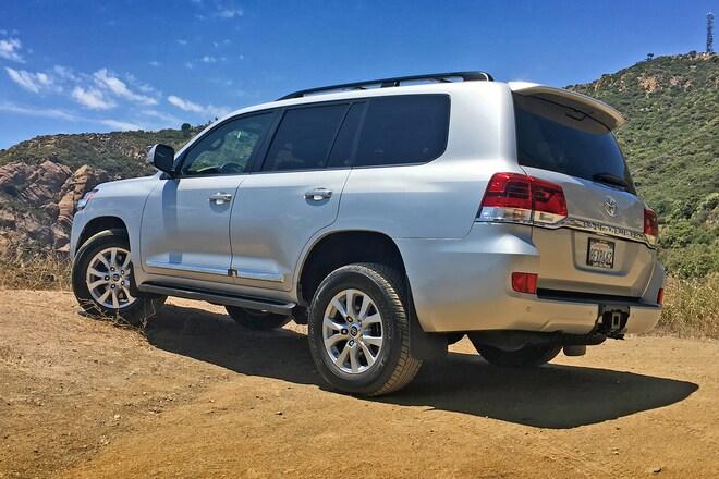 2020 Toyota Land Cruiser: News, Design, Equipment, Price >> 2019 Toyota Land Cruiser Has Plenty Of Swagger Automobile