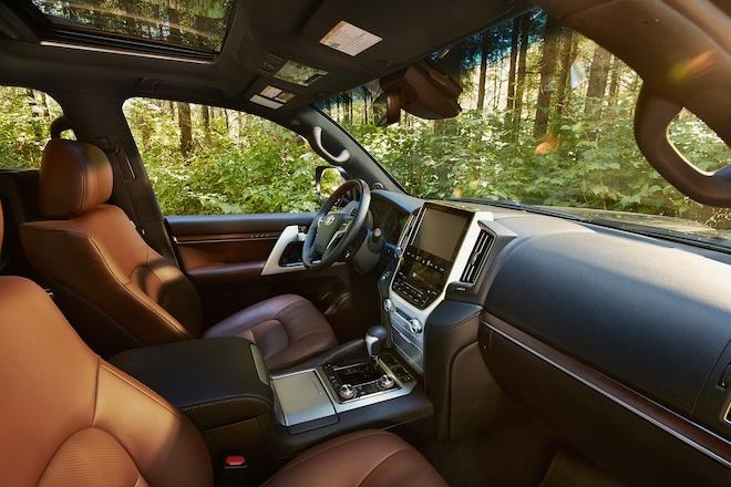 2019 Toyota Land Cruiser Has Plenty of Swagger   Automobile Magazine