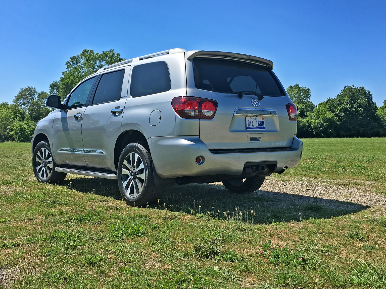 "2019 Toyota Sequoia Limited Review: Call It ""Experienced ..."