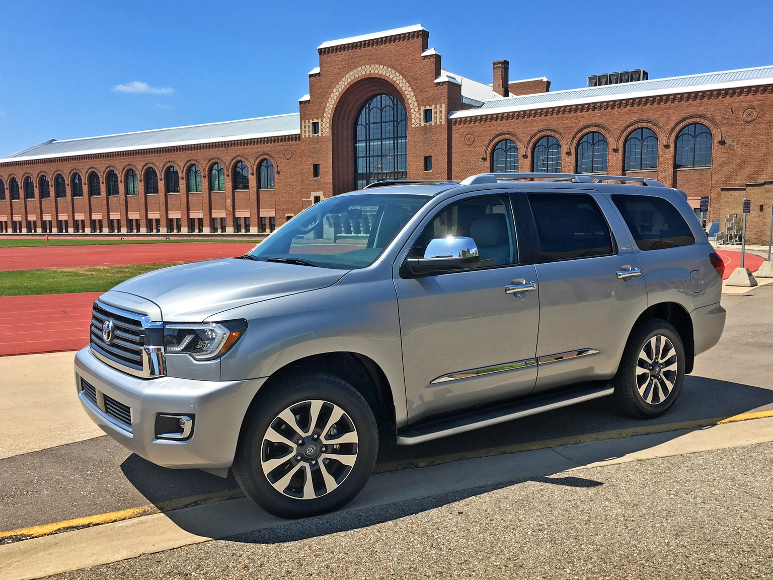 2019 Toyota Sequoia Limited Review Call It Experienced