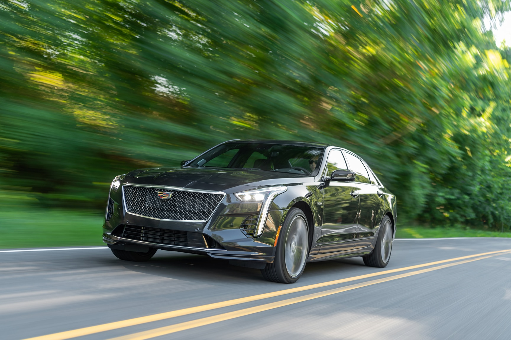 2019 Cadillac CT6-V First Drive Review: Positively Sublime | Automobile Magazine