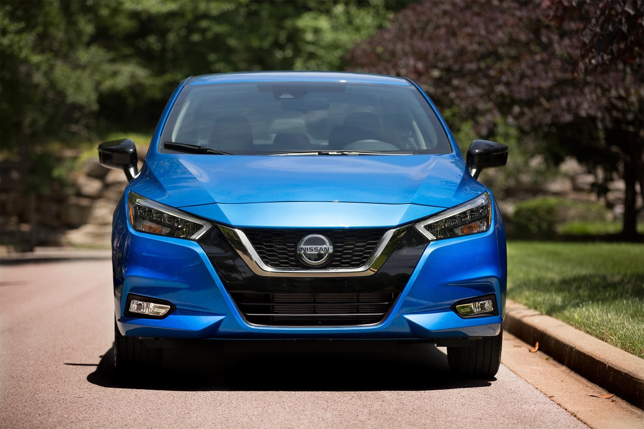 2020 Nissan Versa First Drive Review: Better and Still ...