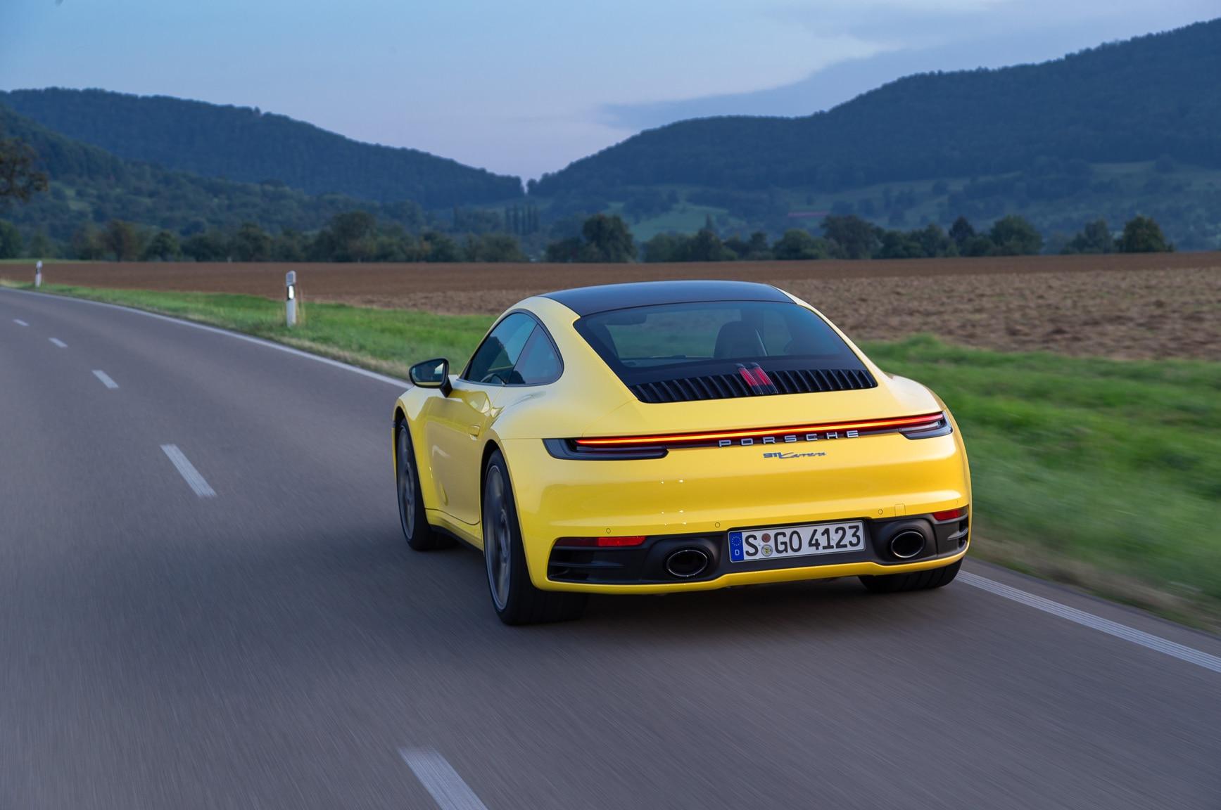 First Drive: 2020 Porsche 911 Carrera | Automobile Magazine
