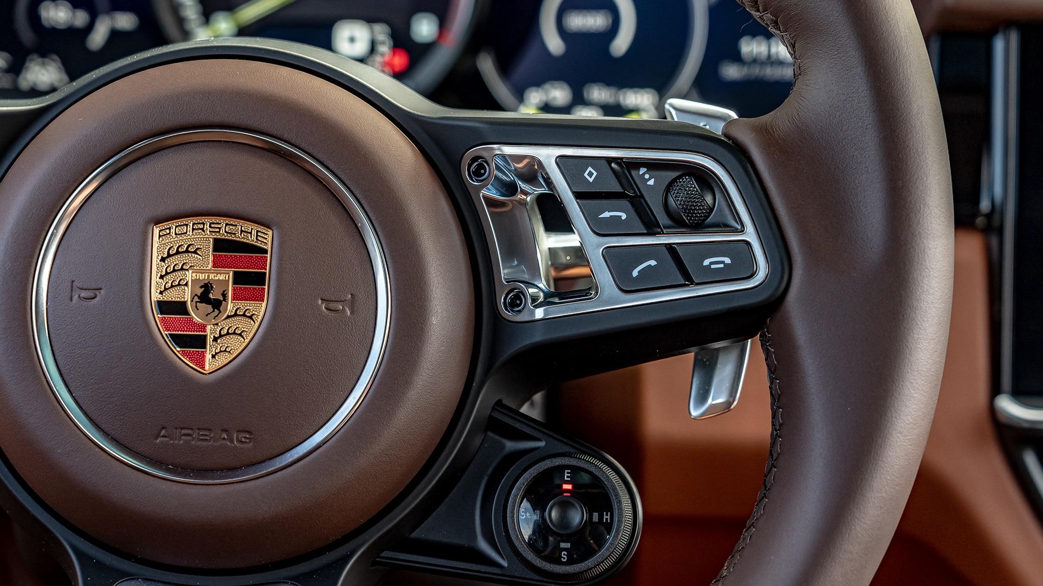 The 2020 Porsche Cayenne Turbo S E-Hybrid Has Supercar ...