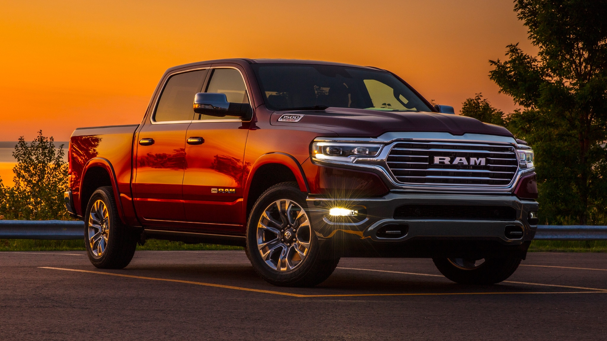 2020 Ram 1500 EcoDiesel First Drive Review: Easy to Love ...