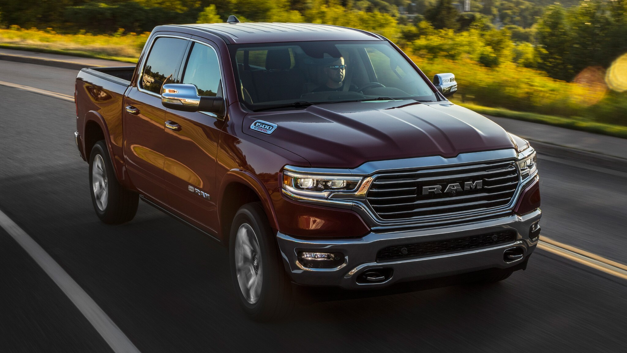 The 2020 Ram 1500 Night Edition Is Another Blacked-Out Thing