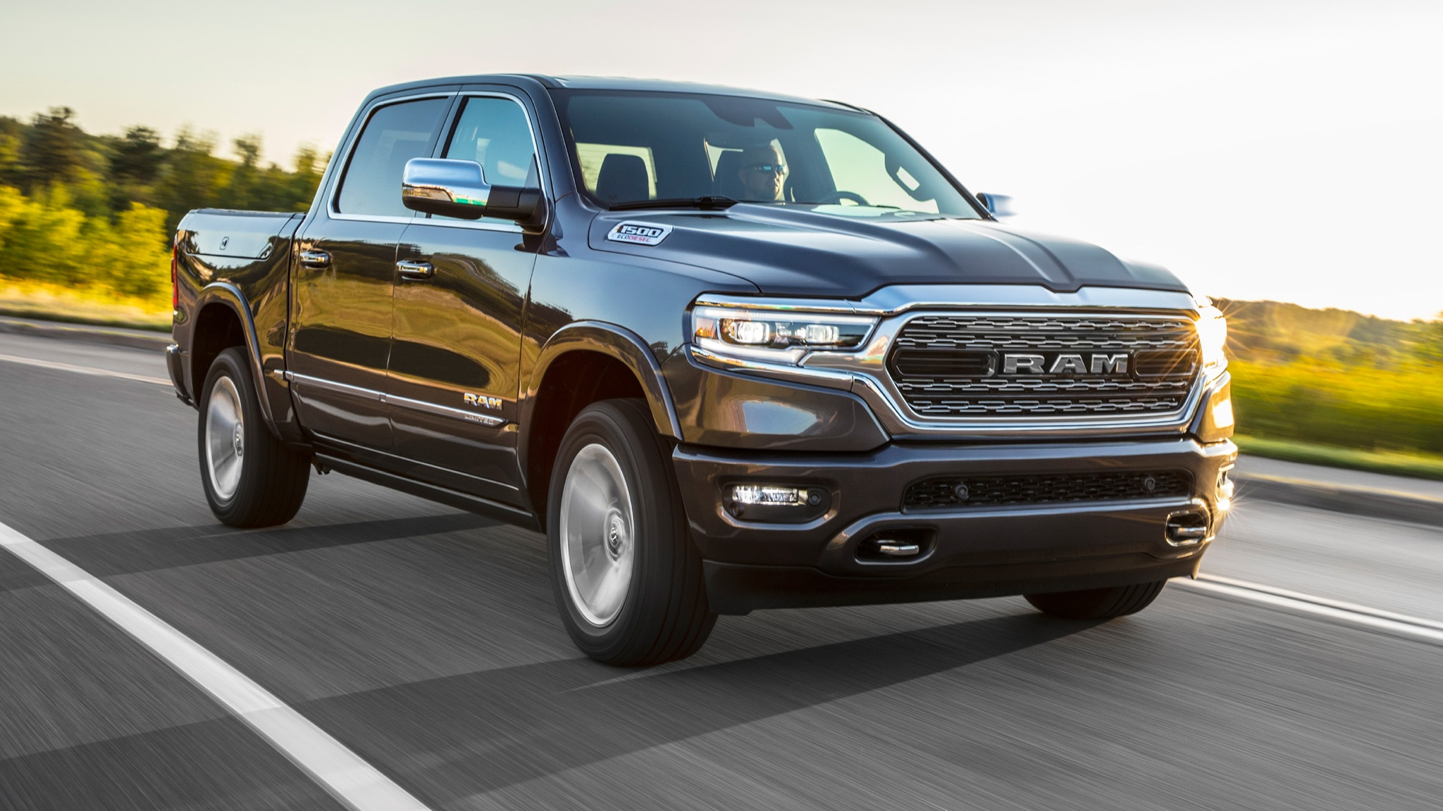 The 2020 Ram 1500 Night Edition Is Another Blacked Out Thing