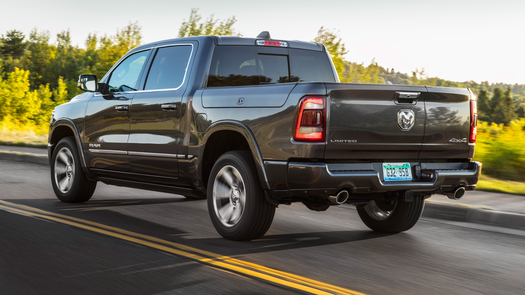 2020 ram 1500 ecodiesel first drive review easy to love