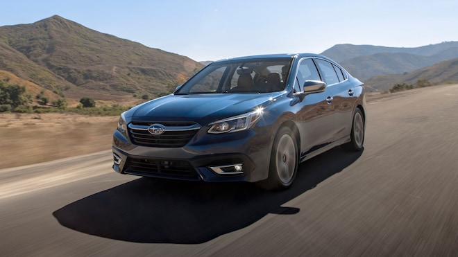 2020 Subaru Legacy First Drive Review As Good As The