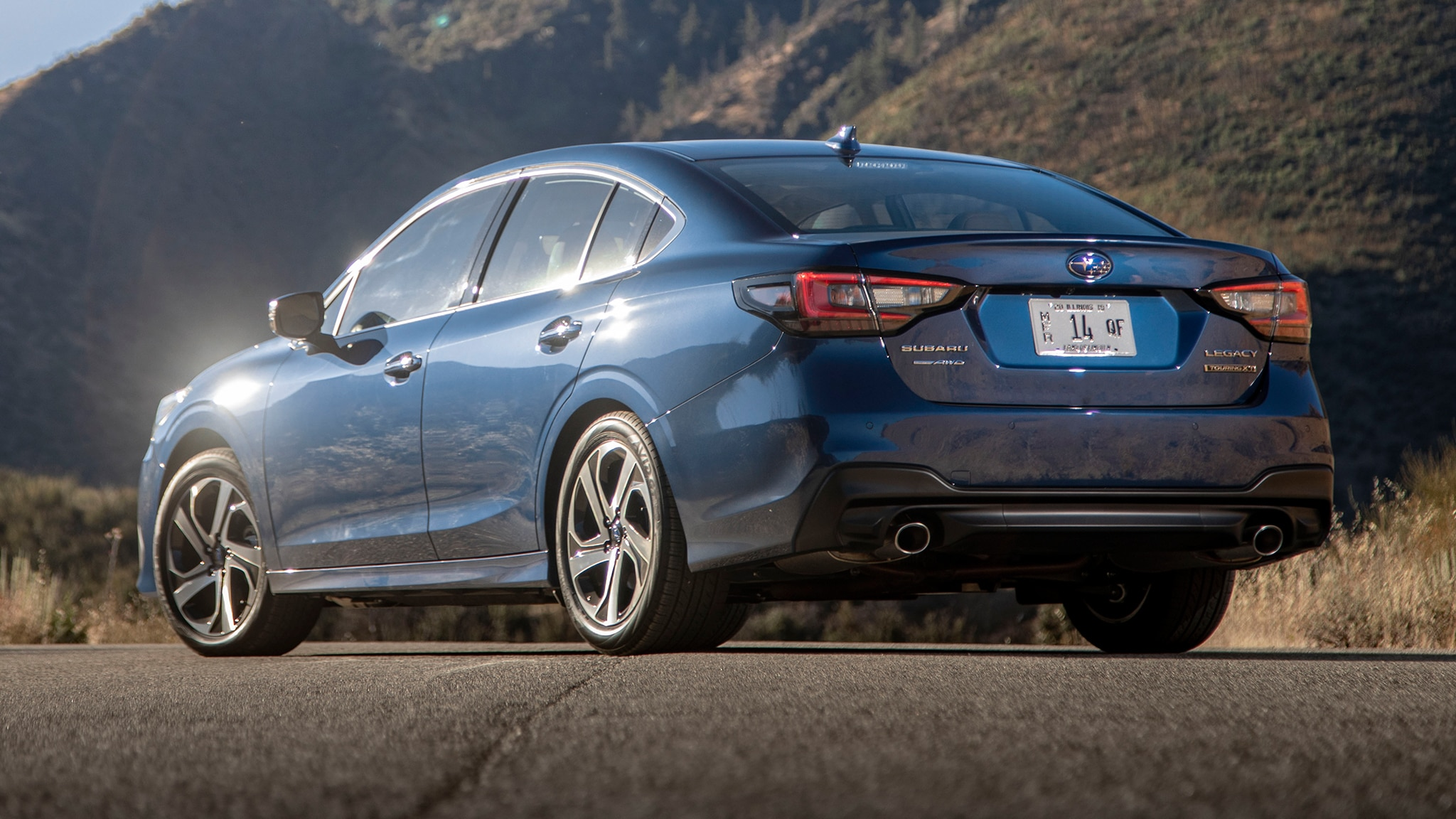 2020 subaru legacy first drive review  as good as the outback