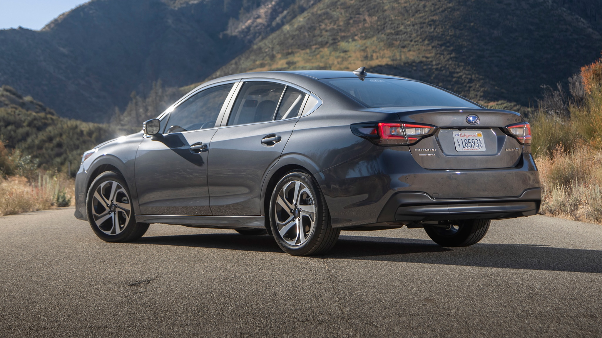 2020 Subaru Legacy First Drive Review: As Good as the ...