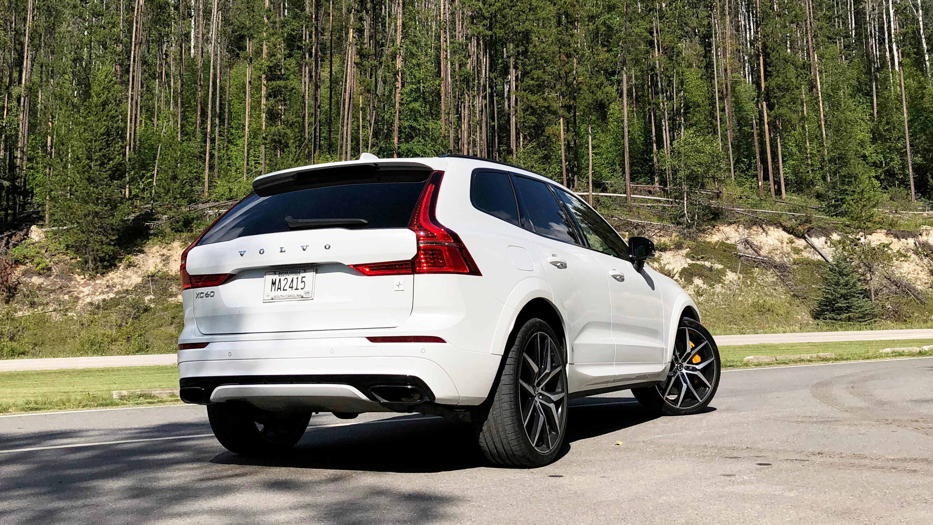 2020 Volvo Xc60 Polestar First Drive Review The Best Xc60