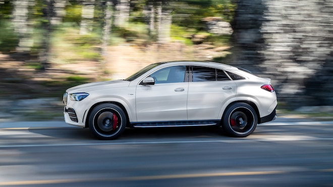 2021 Mercedes AMG GLE 53 Coupe 20