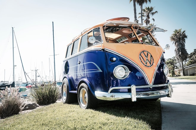 Vintage Volkswagen Cruise And Car Show 13d