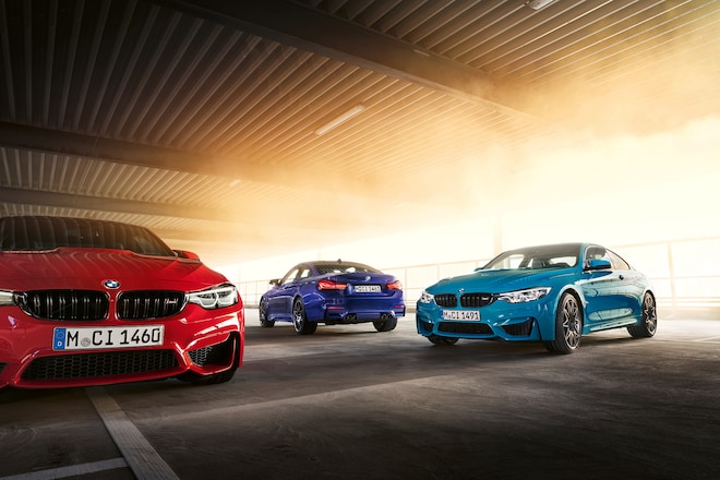 2020 BMW M4 M Heritage Edition Debuts, Available in Iconic