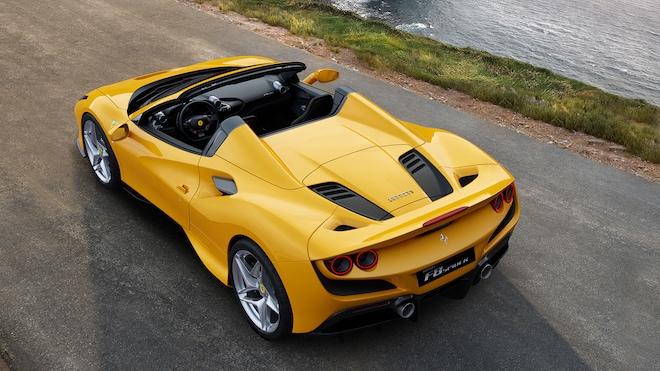The 2020 Ferrari F8 Spider Is a 710-HP Banshee | Automobile