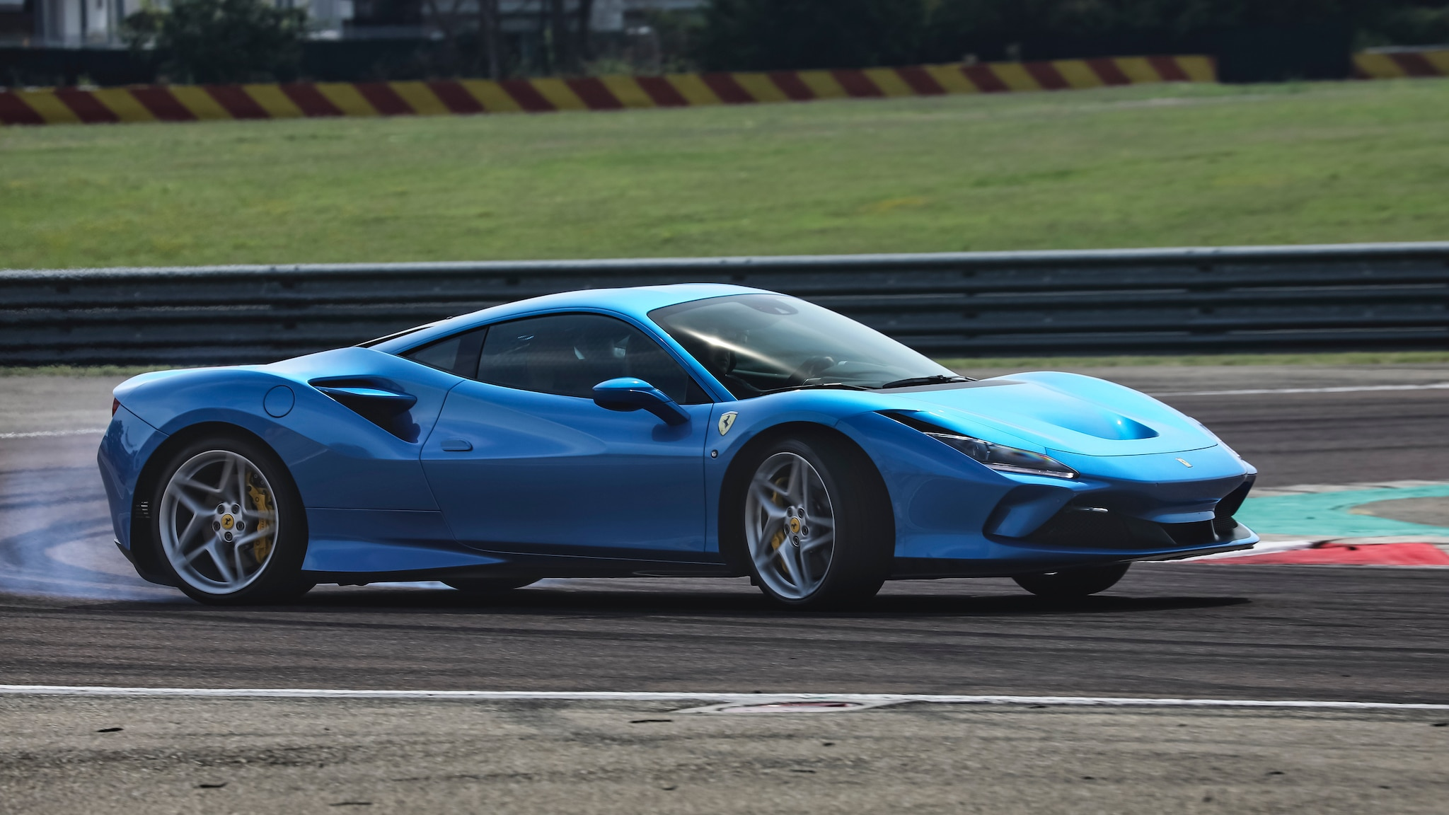 2020 ferrari f8 tributo first drive review absolutely