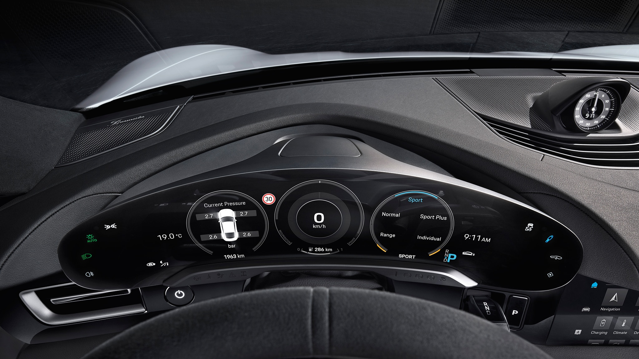 2020 Porsche Taycan: EV Range, Power, and Charging Specs