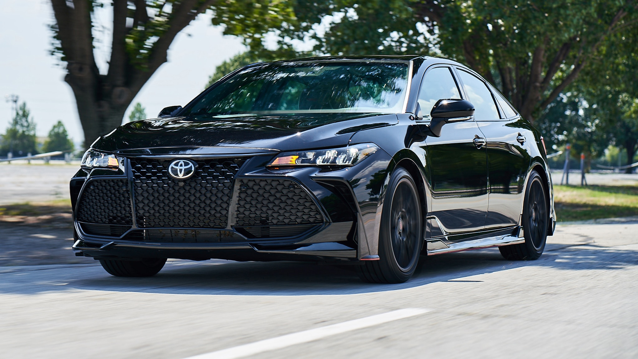 2020 Toyota Avalon TRD: Sure, Why Not? | Automobile Magazine