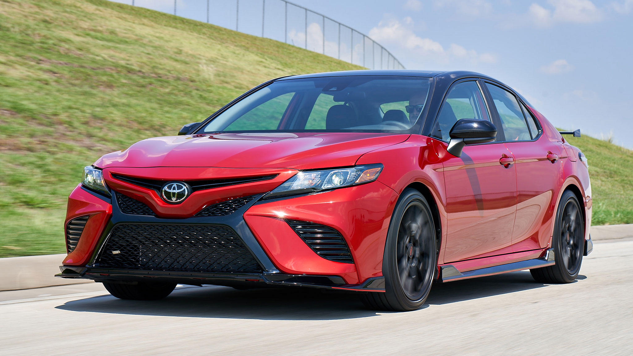 2020 Toyota Camry TRD Drives Better Than We Expected ...