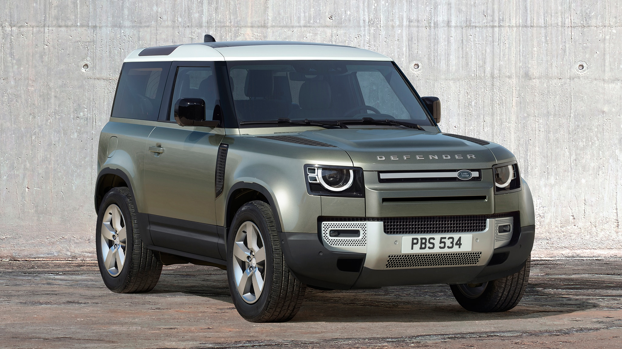 2020 Land Rover Defender: Pictures, Specs, Release Date ...
