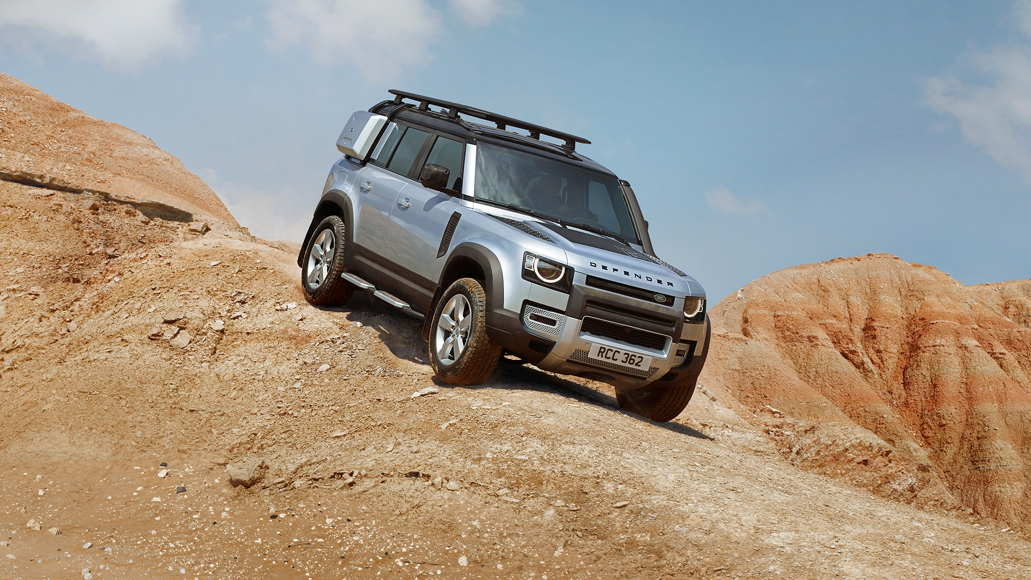 2020 Land Rover Defender: Pictures, Specs, Release Date +