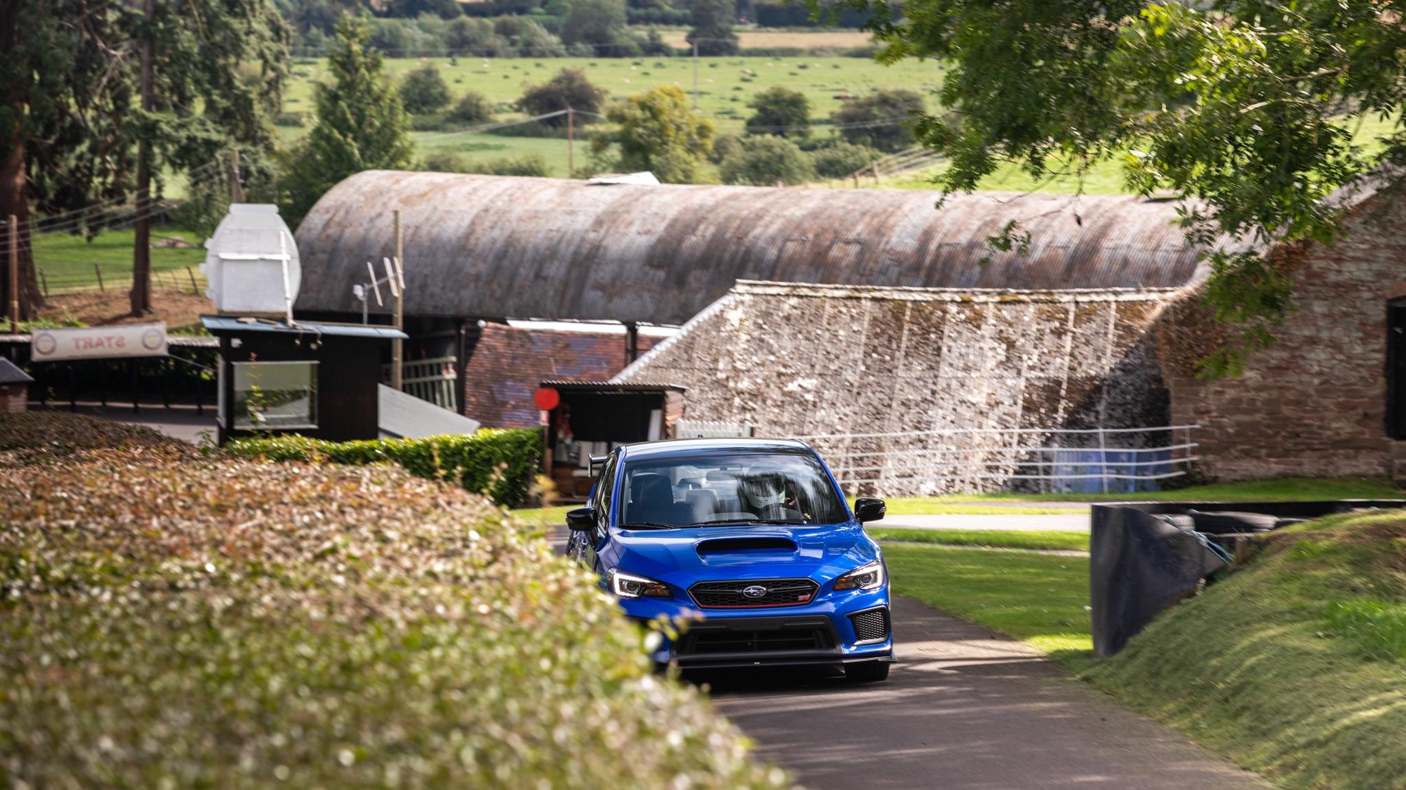 Where Is Subaru From >> Chasing A Prewar Hillclimb Record In A 2019 Subaru Wrx Sti