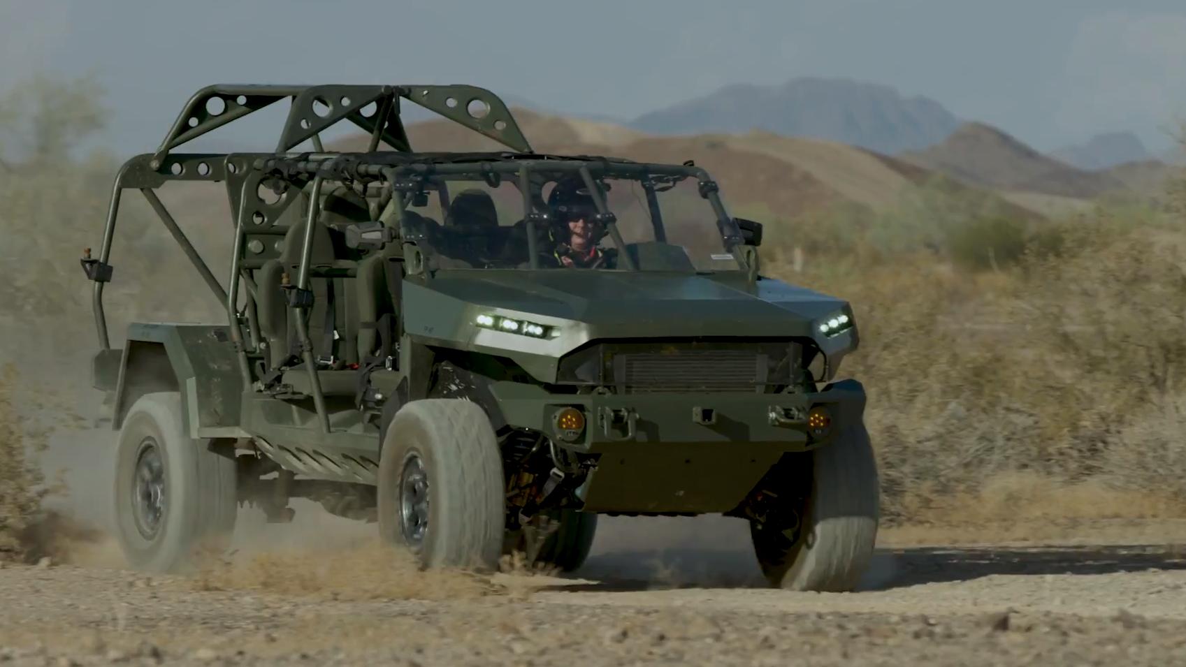 Resultado de imagen para General Motors Defense ISV