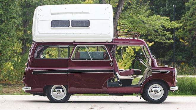 1961 Bedford CA Dormobile Caravan by Martin Walter 39